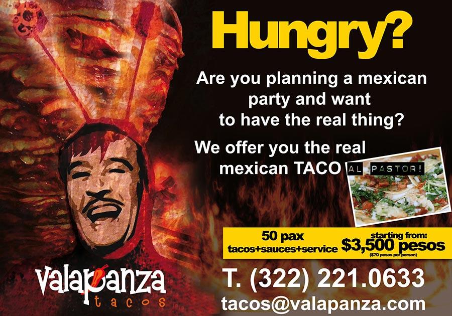 tacos catering service puerto vallarta