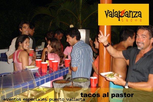 eventos especiales tacos en puerto vallarta